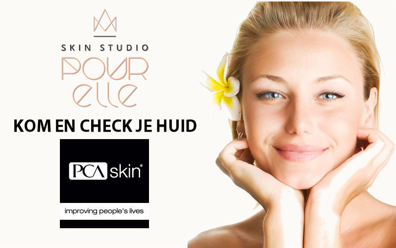 Een unieke gelegenheid voor onze klanten, de PCA skin check dag – klik hier